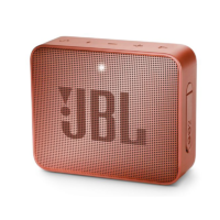 JBL Portable Bluetooth speaker Model GO2 (สีCinnamon) ลำโพงบลูทูธ