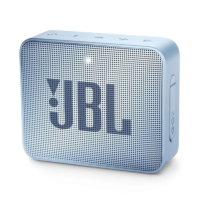 JBL Portable Bluetooth speaker Model GO2 (สีCyan) ลำโพงบลูทูธ