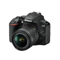 Nikon Digital SLR Camera Model D3500 (Body With Lens Kit AF-P 18-55mm f/3.5-5.6G VR II)