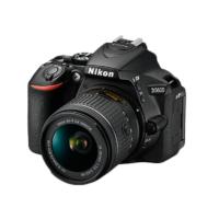 Nikon Digital SLR Camera Model D5600 (LENS KIT NIKKOR AF-P 18- 55mm f/3.5-5.6G VR LENS)